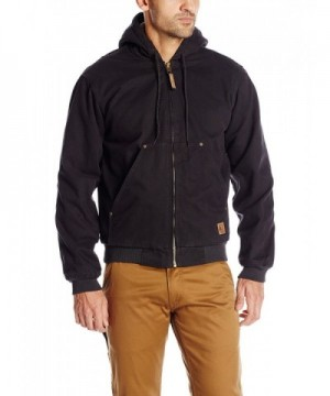 Berne Country Hooded Charcoal Regular