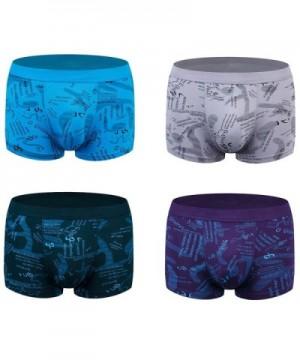 wirarpa Underwear Microfiber Waistband 1401 4p print