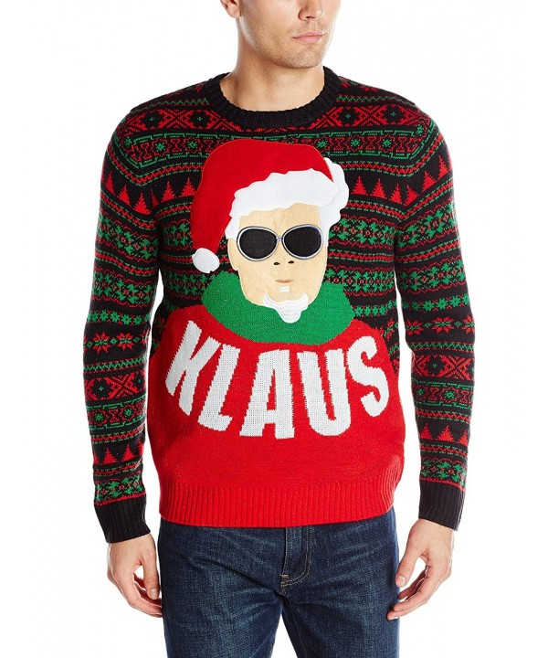 Alex Stevens Klaus Christmas Sweater