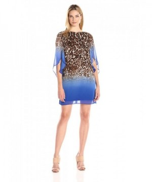 AGB Womens Vibrant Sheath Butterfly