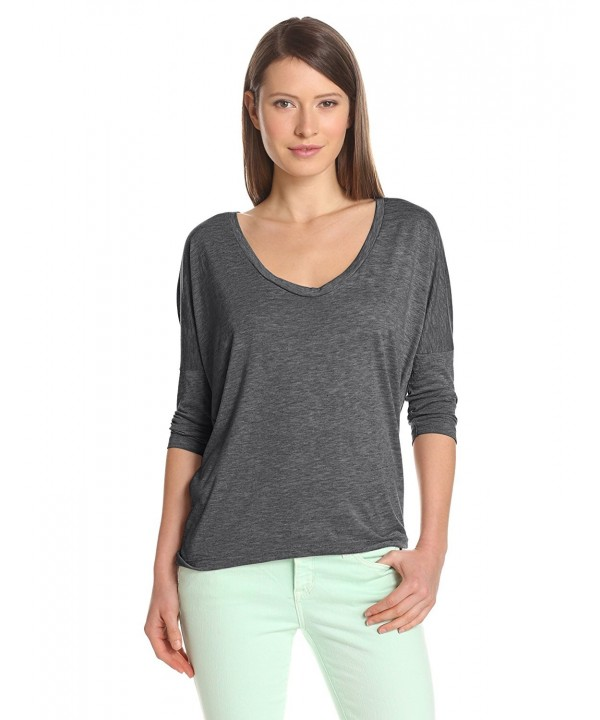 Alternative Womens Dolman Sleeve Heather