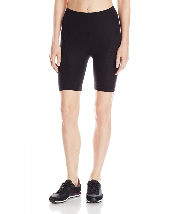 Capezio Womens Biker Short Medium