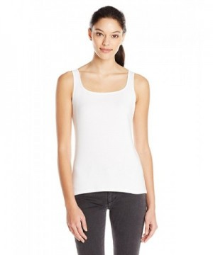 Ruby Rd Womens Square Neck Sleeveless