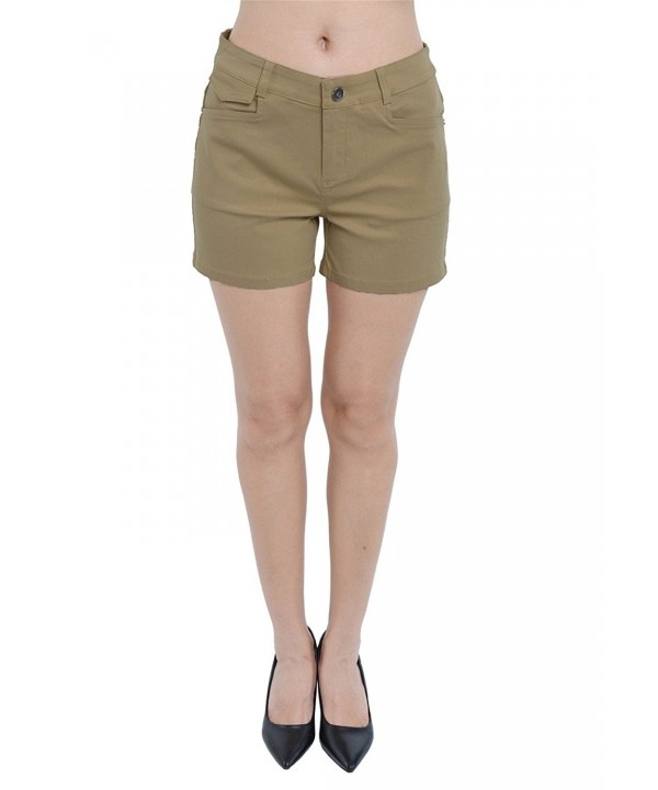 PattyCandy Womens Fitted Short Pants