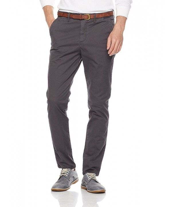 Wood Paper Regular Chino Washed