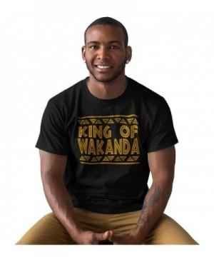 King Wakanda Black Shirt 2X Large