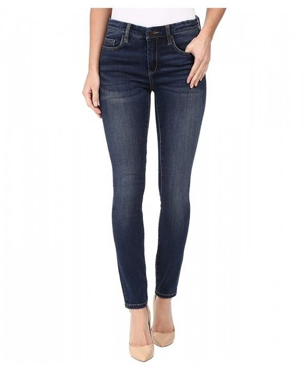 Blank Womens Denim Clean Skinny