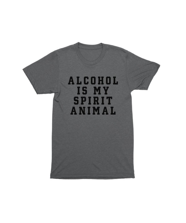 Day Owl Alcohol Spirit T Shirt