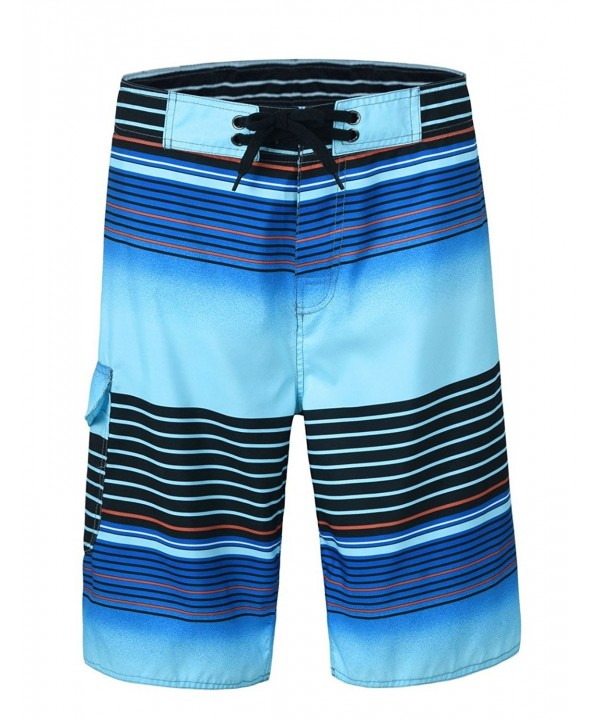 Unitop Summer Holiday Stripped Trunks