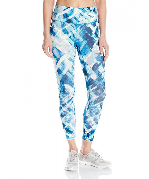 HUE Womens Active Diamond Capri