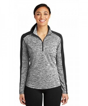 Dri Wick Womens Pullover Shirt Electric