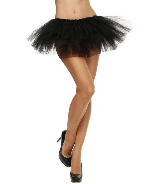 Womens Adult Layers Tulle Tutus
