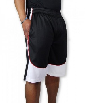 Blue Ocean Basketball Mesh Short 6X Large