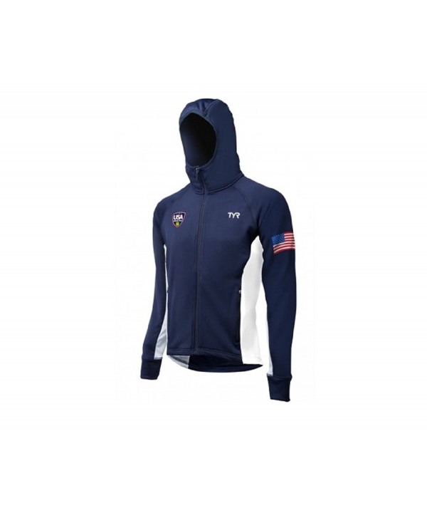 TYR WMJN2A Victory Warm Up Jacket