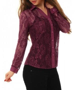 Cheap Designer Women's Button-Down Shirts Wholesale