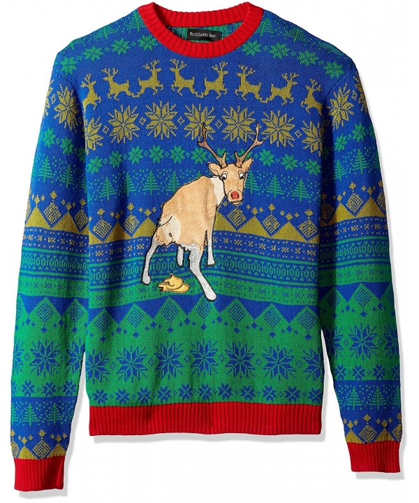 Blizzard Bay Mens Reindeer Large