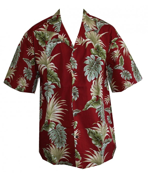 TRADITION ALOHA HAWAIIAN SHIRT 2XL