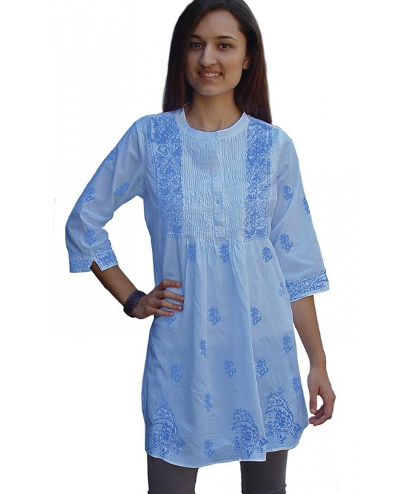 Ayurvastram Pure Cotton Hand Tunic