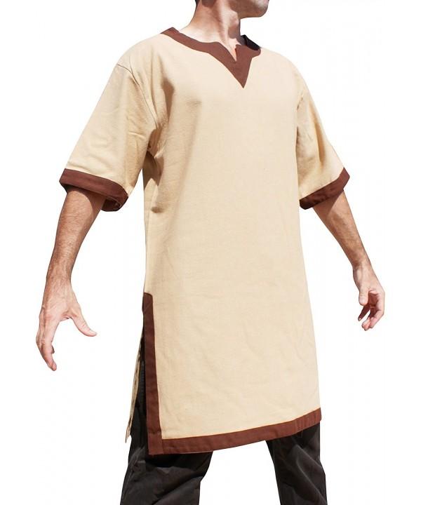 Svenine Natural Viking Sleeve Cotton