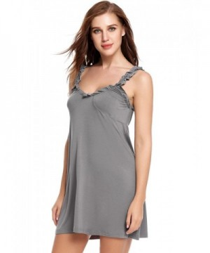 Avidlove Womens Comfort Chemise Nightgown
