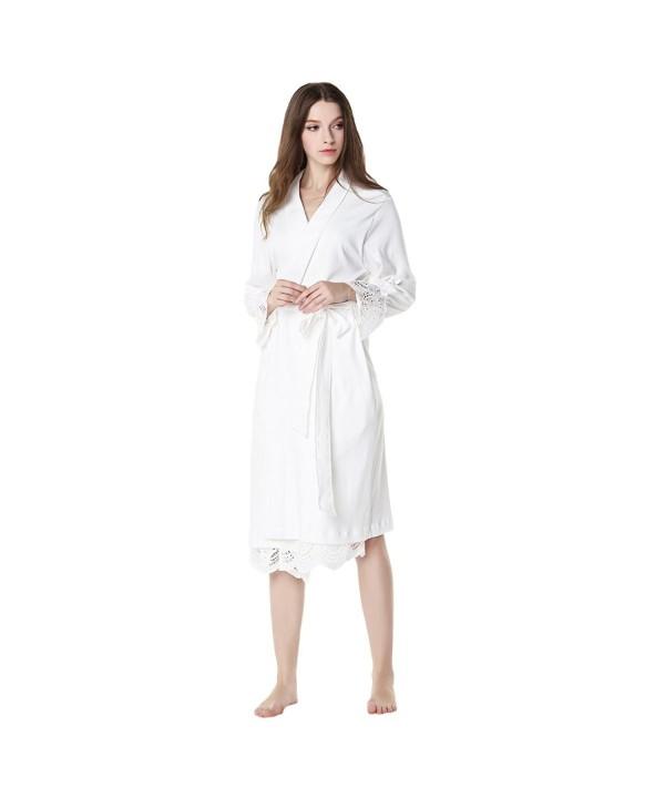 Lightweight Bathrobe Lingerie Sleepwear Loungewear