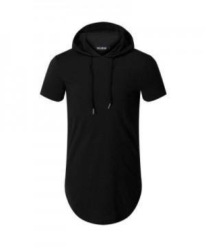 OLRIK Hipster Sleeve T Shirt Zipper