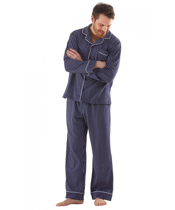 PajamaGram Cotton Classic Pajamas Sleeves