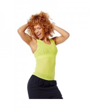 Zumba Fitness Womens Tight Green