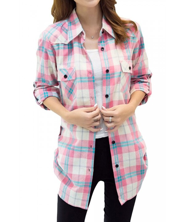 Lasher Womens Cotton Roll Up Mid Long