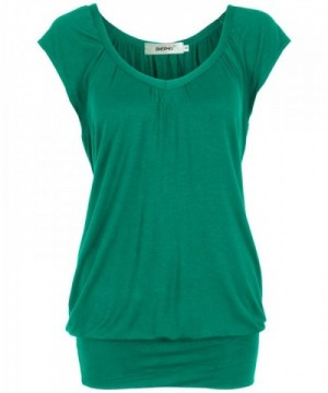 Bepei Women Length Sleeve Blouse