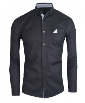 Cheap Designer Men's Casual Button-Down Shirts Online