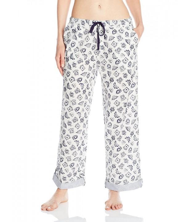 Jane Bleecker Womens Pajama Varsity