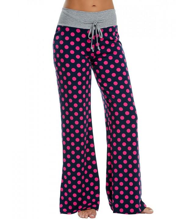 MAXMODA Women Pajama Pants Sleepwear