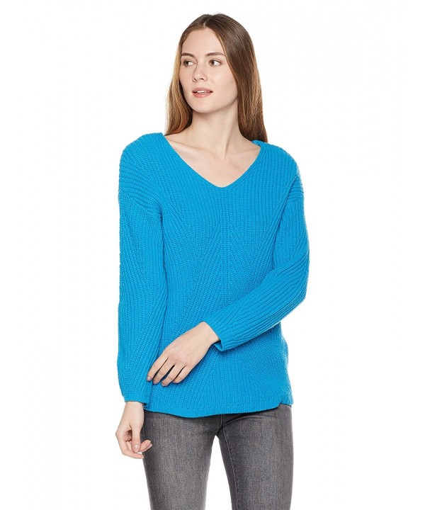 True Angel Womens V Neck Pullover