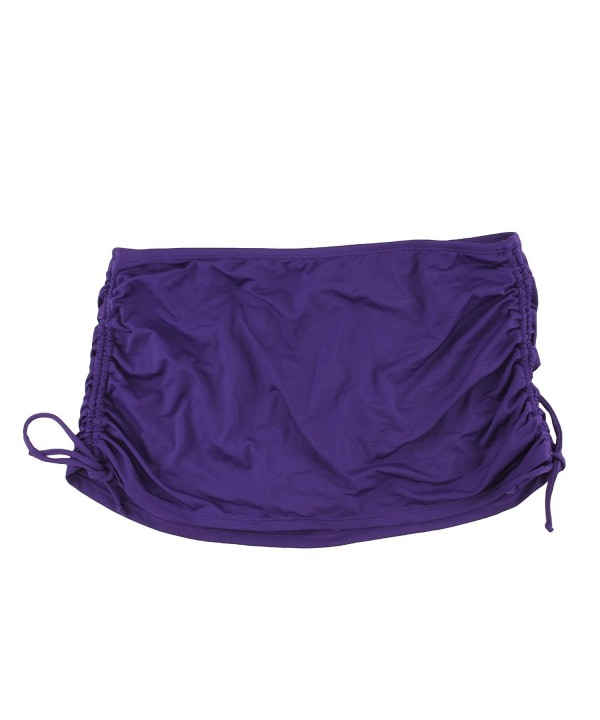 Apt Skirtini Bottoms Women Purple