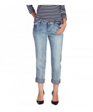 Jeans Womens Petite Alex Boyfriend