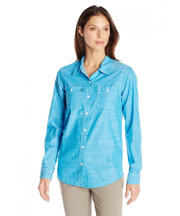 KAVU Womens Rusty Shirt Medium