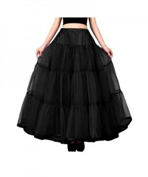 Dobelove Rockabilly Vintage Petticoat Underskirt