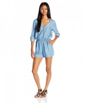 RVCA Juniors Mobile Chambray X Large
