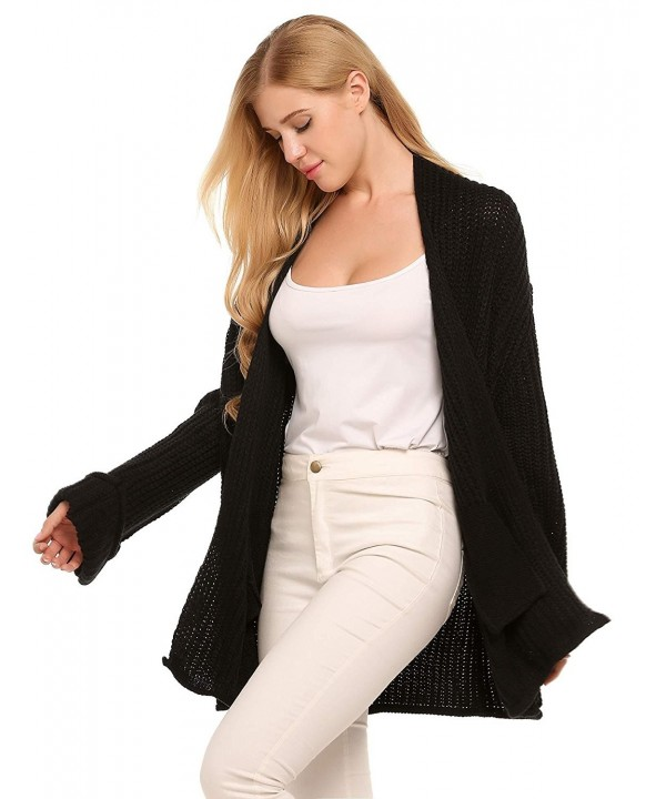 Unibelle Casual Sleeve Cardigan Sweater