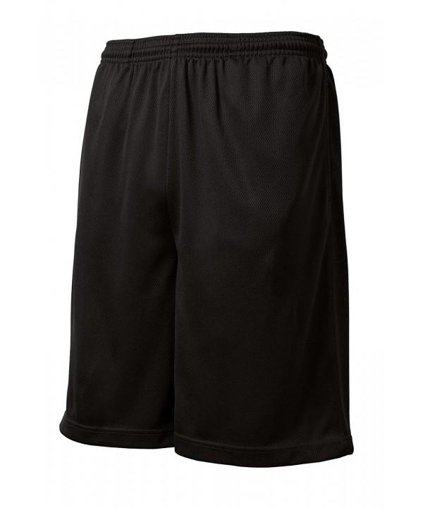 Joes USA TM Moisture Wicking Pockets Black 2XL