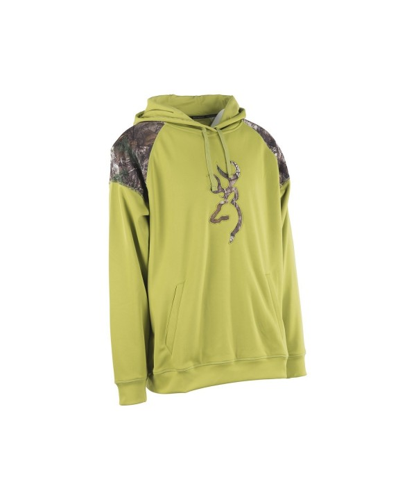 Browning Gauge Sweatshirt 283239 Citron