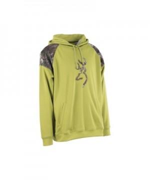 Browning Gauge Sweatshirt 283239 Citron
