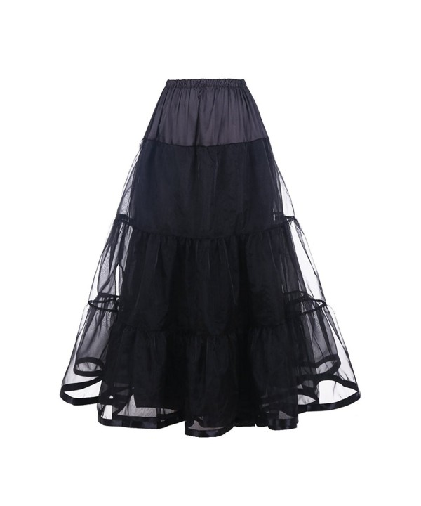 Bbonlinedress Womens Length Wedding Petticoats