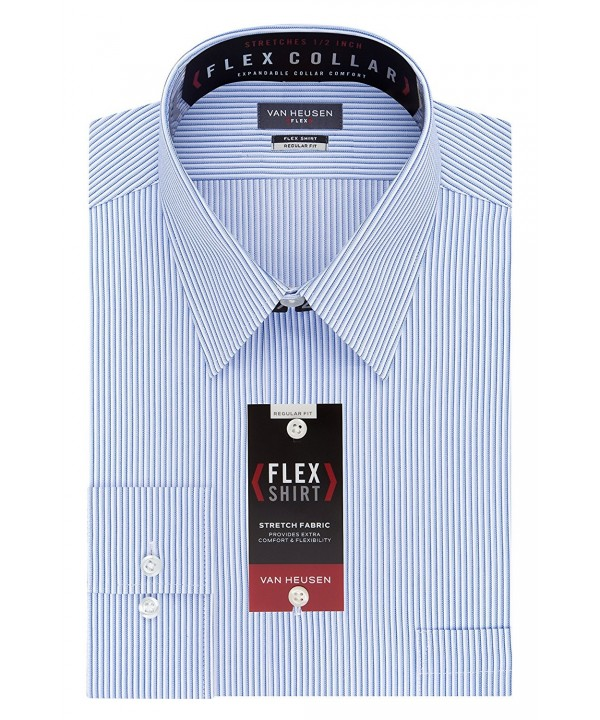 Van Heusen Regular Stripe Collar