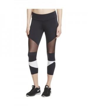 Onzie Womens Inset Colorblock Leggings