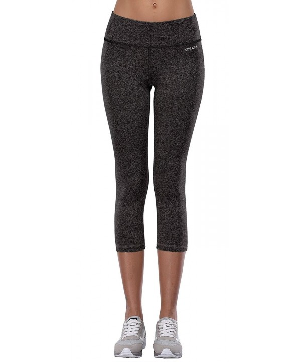 Womens Activewear Tights Cropped Capris