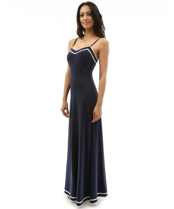 PattyBoutik Womens Spaghetti Strap Dress