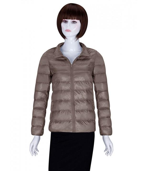 ADAMARIS Winter Packable Jackets Outwear