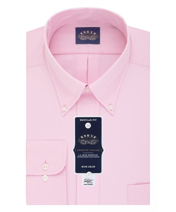 Eagle Stretch Collar Regular Buttondown